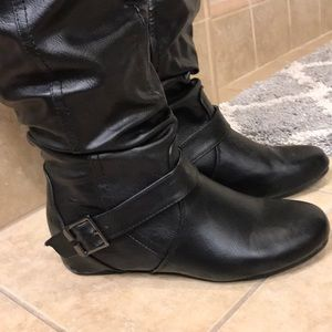 Shoes - Calf length boot